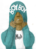 Boy Boy Musik Color Commision by BREAD-the-PIRATE