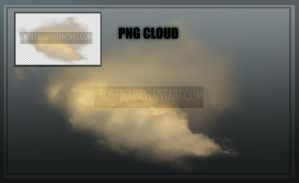 Transparent Cloud Stock 01 by FrostBo