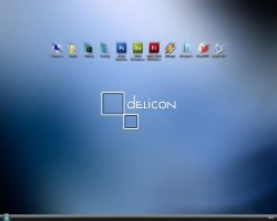 My Desktop - 26.08.2007 by delicon