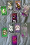 Selling Key Chains! (0/12 filled) by BlackTailwolf