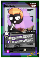 No. 092: Rick Gastly by rawrkittens
