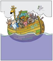 Noah's Ark by Bobbart