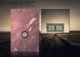 glastic. by undefinist