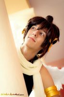 Pit (Kid Icarus) Cosplay #3 by Echolox