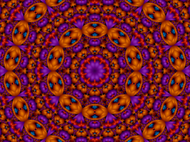 Colorful Tesselations by fraxialmadness3