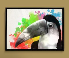 Tucan by ColourInk