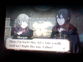 FEA New Save File 2-Michael&Morgan by Rose3212