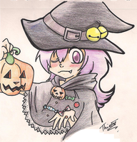Lil Witch by KaitouThief