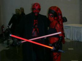 My Darth talon 1.0 by DarthWapoe
