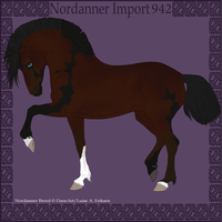 Nordanner Import 942 by BrindleTail