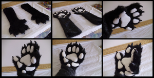 Rena Handpaws by CuriousCreatures