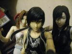 yuffie and friends selfie by wotan03