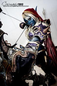 cosplay: Sylvanas Windrunner by riskbreaker