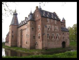 Doorwerth Castle. Netherlands by Snowflaky