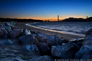 Crissy Field Sunset 1 by Scapes-club