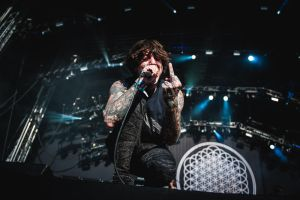 Oliver Sykes by mpylkko