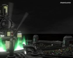 Midgar - Looks Done from here by NoenGaruth
