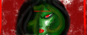 Happy Halloween by CandiceShadow