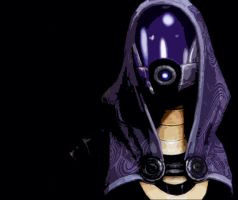 Mass Effect : Tali by MaryJ-Photography
