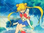 Sailor Moon tied up by mizuluffy2