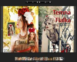 New Publication: Temna Fialka by NightshadeBeauty