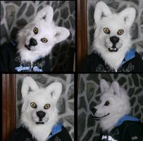 Finished head - SOLD by Vlcek