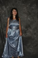 Cima in Blue Dress 35 by FairieGoodMother