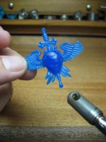 wax carving tutorial 11 by flintlockprivateer