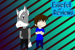 Essefel Reviews Title Card by starfoxluver