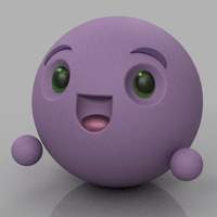 Emote Fusion 360 test by Krissi001