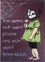 I'm gonna eat your brains 2 by n8p