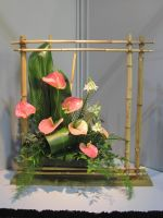 Floral Arrangement Stock 1 by chamberstock