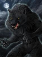 Wolfan, from The Orphan Prince by Nyrak