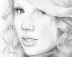 Taylor Swift by tsiay