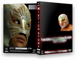 WWE Mistico Cover - Unfinished by UltimateGris