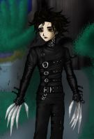 edward scissorhands by alanna11
