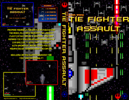 Tie Fighter Assault Cover/Game Link In Description by THX1138666