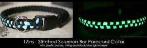Nintenmutt - Stitched Solomon Bar Collar by IndiWolfOnline