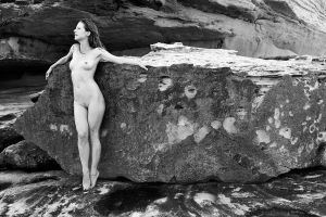 monochrome stone by andre-j