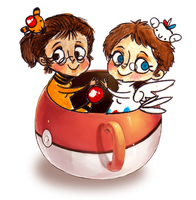 ID IN A CUP by rompopita