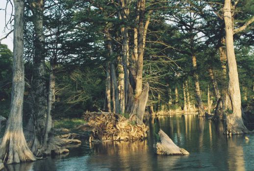 Guadalupe River Take 2 by cherokeecowgirl
