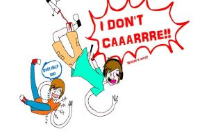 I DON'T CAAARRRRE by hetalia-is-sexy