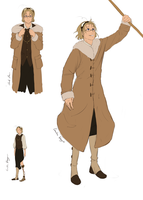 Hetalia Steampunk - Matthew Williams by Camilla205