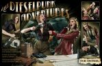 The Dieselpunk Adventures by orlarose