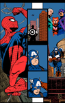 A Spider Man annual 37 page22 by PauloSiqueira Fla by carloscamposart