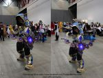My Tauren at Desucon 8 Part 3 by Coeurlregina