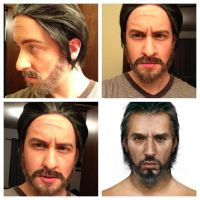 Ezio Makeup Test 2 by Forcebewitya