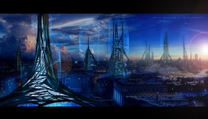 Neo St. Petersburg by sheer-madness
