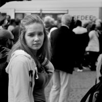 BEBXL - Young lady by andyshade