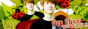 Baekhyun Cover Request of Hahnah by @EJ by Eriol-Diggory-Art